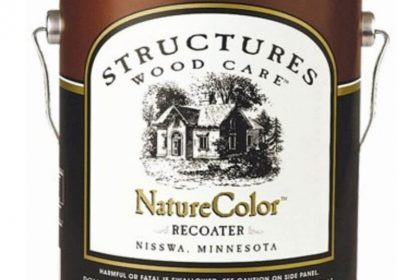 structures wood care naturecolor recoater