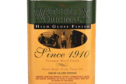 Waterlox High Gloss Finish