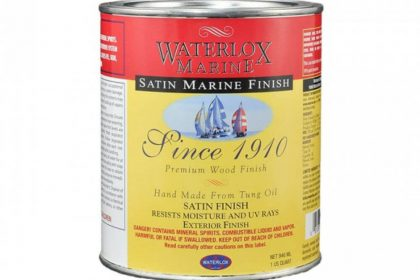 Waterlox Marine Satin Finish