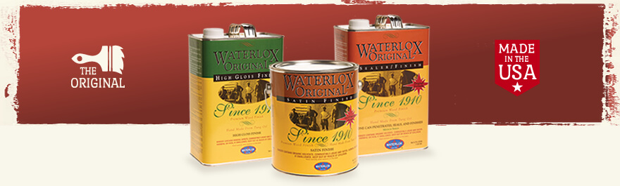 Waterlox products