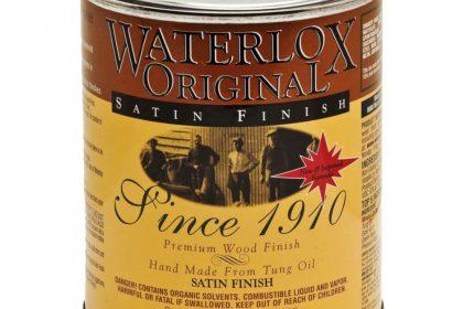 Waterlox Satin Finish