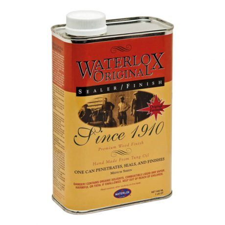 Waterlox Sealer Finish