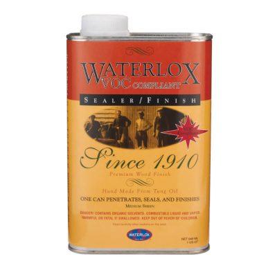 Waterlox VOC Compliant Finish