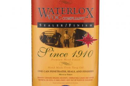 Waterlox VOC Compliant Finish